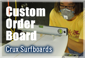 Crux Surfboards